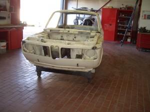 Restauration - BMW 1602