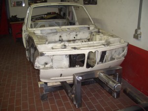 BMW 1602 - Restauration 2