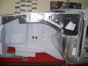 Karosserie BMW 1602 23