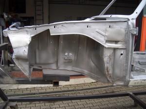 Karosserie BMW 1602 8