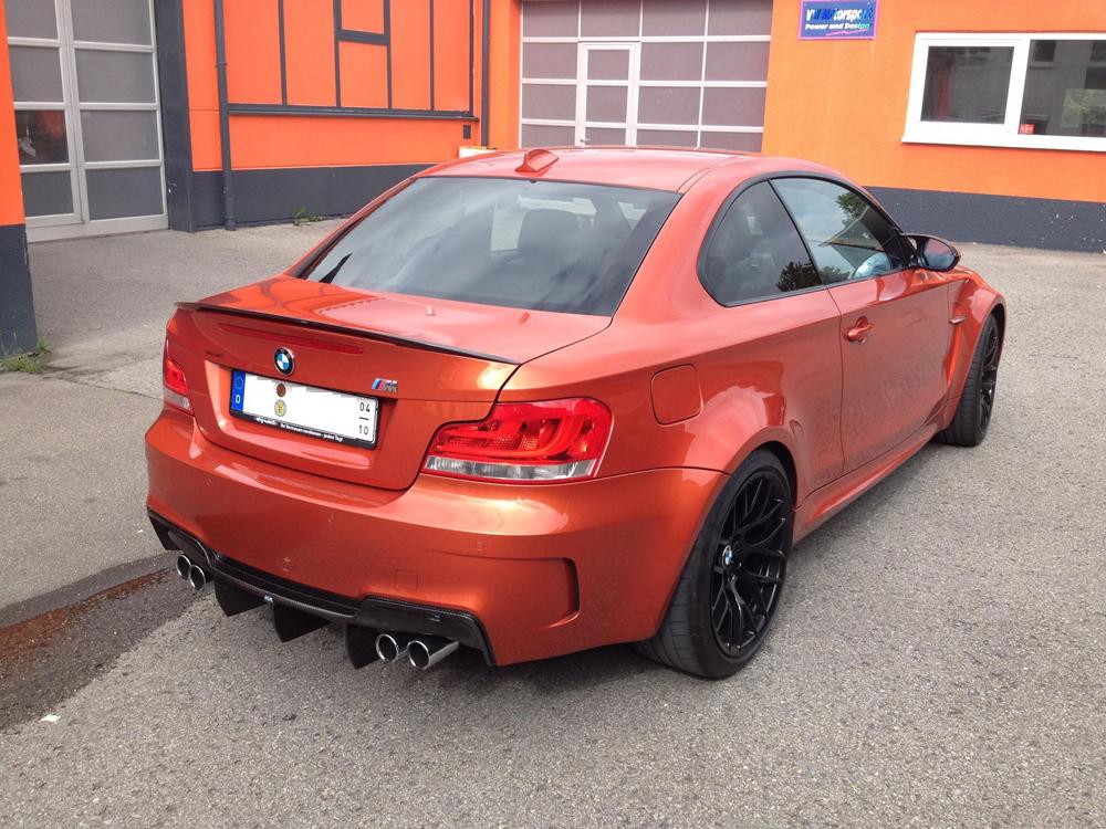 BMW 1M - Tuning-Werkstatt Rottenburg am Neckar