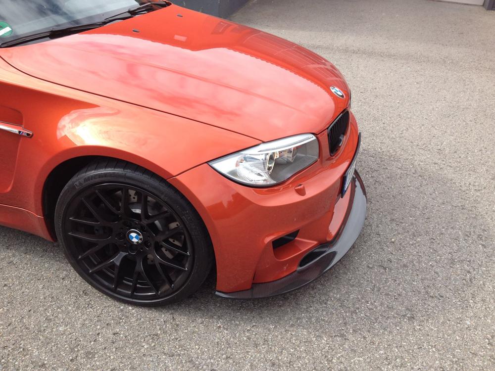 Autotuning BMW 1M