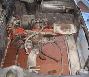 BMW 2000tii - Karosserie 11