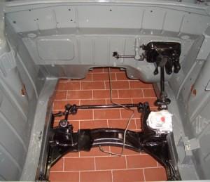 BMW 2000tii - Karosserie 15