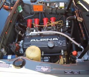 BMW 2000tii Motor