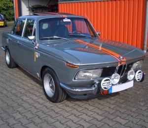 BMW 2000tii - Restauriert 22