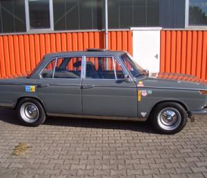 BMW 2000tii Restauriert 23