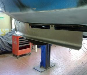Karosserie BMW 2000tii 9