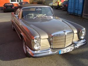 Lackierung Mercedes