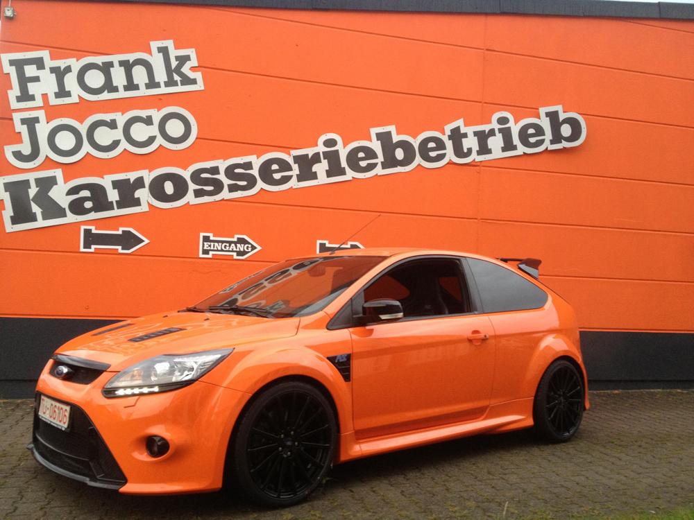 Karosseriebetrieb Frank Jocco Rottenburg am Neckar